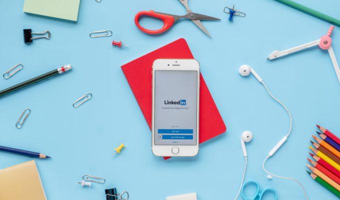 LinkedIn B2B-verkkokaupan mainoskanavana
